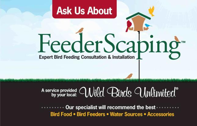 Feeder Scaping