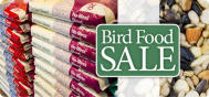 Promo Bird Food Sale 1810P
